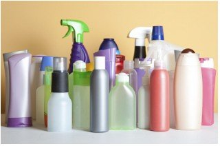 cleaners, cosmetics