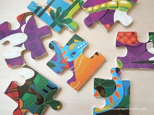 autism puzzle symbol